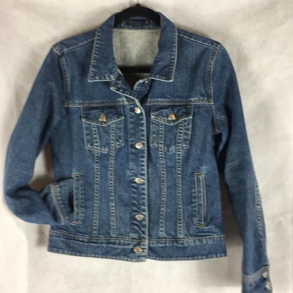 J. Crew Jackets & Blazers - J crew denim Jean jacket size small